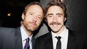 The Normal Heart Opening Night  John Benjamin Hickey  Lee Pace 