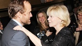 The Normal Heart Opening Night  John Benjamin Hickey  Daryl Roth 