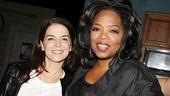 Oprah Winfrey at Motherf**ker – Annabella Sciorra – Oprah Winfrey