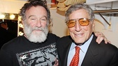 Tony Bennett Bengal – Robin Williams – Tony Bennett