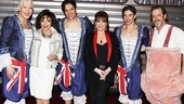 Priscilla Collins - Tony Sheldon - Joan Collins - Will Swenson - Jackie Collins - Nick Adams - C. David Johnson