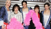 Priscilla Collins - Tony Sheldon - Joan Collins - Will Swenson - Jackie Collins - Nick Adams
