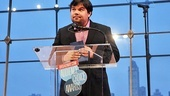 2011 Audience Choice Awards Ceremony – Robert Lopez