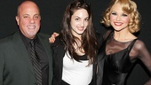 Billy Joel at Chicago – Billy Joel – Alexa Ray Joel – Christie Brinkley