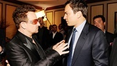 Spider-Man opening – Bono – Jimmy Fallon
