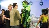 Spider-Man Letterman – Bono – Patrick Page