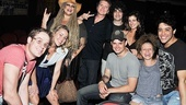 The Rock of Ages cast wouldn't miss a chance to chill with a true rock legend.