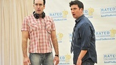 Rated P For Parenthood  Press Meet and Greet  Chris Hoch  David Josefsberg