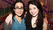 Russian Transport – Opening Night – Janeane Garofalo – Sarah Steele