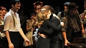 Phantom of the Opera  10,000 Performance  Kyle Barisich  Gillian Lynne  Hugh Panaro