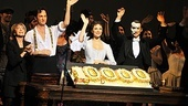 Phantom of the Opera  10,000 Performance  Gillian Lynne  Kyle Barisich  Trista Moldovan  Hugh Panaro