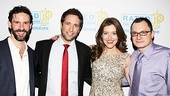 Rated P For Parenthood  Opening Night  Jeremy Dobrish  David Rossmer  Sandy Rustin  Dan Lipton