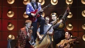 Million Dollar Quartet - Martin Kaye, Lee Ferris, Derek Keeling and Cody Slaughter