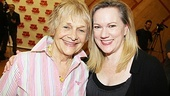 Nice Work If You Can Get It  Rehearsal  Estelle Parsons  Kathleen Marshall