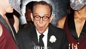 Happy Birthday, Joel Grey! The Anything Goes star blows out the candles on his Cabaret-themed birthday cake and makes a wish.
