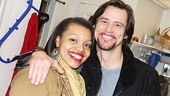 Jim Carrey at Porgy and Bess  Jim Carrey  Carmen Ruby Floyd