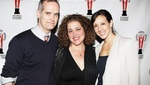 Lortel Reception - Jack Cummings III- Mary Testa-Lori Fineman