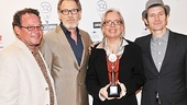 Lucille Lortel Awards – 2012 – William Russo - Stephen Spinella – Lisa Peterson – Denis O'Hare