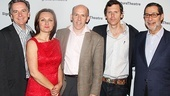Title and Deed – Opening Night – James Houghton – Judy Hegarty Lovett – Conor Lovett – Will Eno – Michael H. Rauch