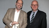 Drama League Awards 2012  Bonus Photos  Scott Rudin  Stuart Thompson