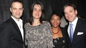 Drama League Awards 2012  Bonus Photos  Jordan Roth  Pam MacKinnon  Crystal Dickinson  Jeremy Shamos