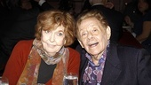 Outer Critics Circle Awards 2012 – Sardis – Anne Meara - Jerry Stiller