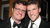 2012 Tony Awards  O&amp;M After Party  Michael Cumpsty  Claybourne Elder