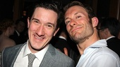 2012 Tony Awards  O&amp;M After Party  Carson Elrod  Colin Cunliffe