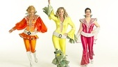 Mamma Mia!  2012 Promotional Photos  Felicia Finley  Judy McLane  Lauren Cohn