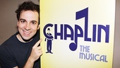 Chaplin  Meet and Greet  Rob McClure