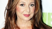 Donna Murphy looks a lot more glamorous than the Witch she plays onstage.