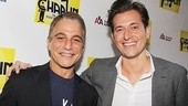 Chaplin  Opening Night  Tony Danza  Peter Cincotti