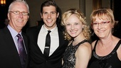 Chaplin – Opening Night – dad - Curt Hansen – Hayley Podschun – mom