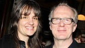 Whos Afraid of Virginia Woolf  Opening Night  Pam MacKinnon  Tracy Letts