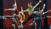 The cast of the national tour of West Side Story.