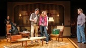 Phoebe Strole as Sarah, Christopher Evan Welch as Danny, Heidi Schreck as Becca, and John Ellison Conlee as John in The Madrid.