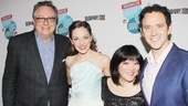 2013 Audience Choice Awards- Douglas Carter Beane- Laura Osnes- Ann Harada- Santino Fontana