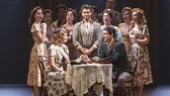Show Photos - Evita - tour - Sean MacLaughlin - Caroline Bowman - Josh Young