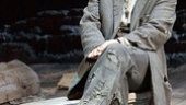 Patrick Stewart as Vladimir in Waiting For Godot