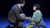 Robert Fairchild as Jerry Mulligan & Leanne Cope as Lise Dassin in An American in Paris