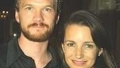 Neil Patrick Harris with Kristin Davis.