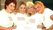  Mamma Mia! Rock Chicks: Judy Kaye, Tina Maddigan, Louise Pitre and Jeanine Morick.