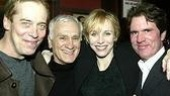 Terrence Mann (currently back on the boards in Les Miz), Dick Latessa, Charlotte d'Amboise and Marshall.