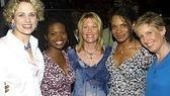 B'way Ladies:Cady Huffman, LaChanze, Marin Mazzie, Audra McDonald & Liz Callaway.