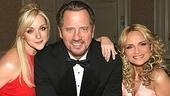 The stars of MTC's An Intimate Night benefit:Jane Krakowski, Tom Wopat and Kristin Chenoweth.