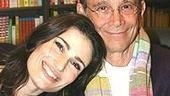 Wicked at Borders - Idina Menzel - Joel Grey 