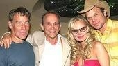 Kristin Chenoweth Leaves Wicked - Stephen Schwartz - Joel Grey - Norbert Leo Butz - Kristin Chenoweth