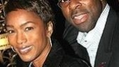 Talented couple Angela Bassett and Courtney B. Vance.