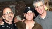 Hurlyburly director Scott Elliott, Twelve Angry Men helmer Scott Ellis and Dirty Rotten Scoundrels' Gregory Jbara.