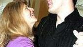 Judith Ivey & Steve Kazeein rehearsal forThe Subject Was Roses
